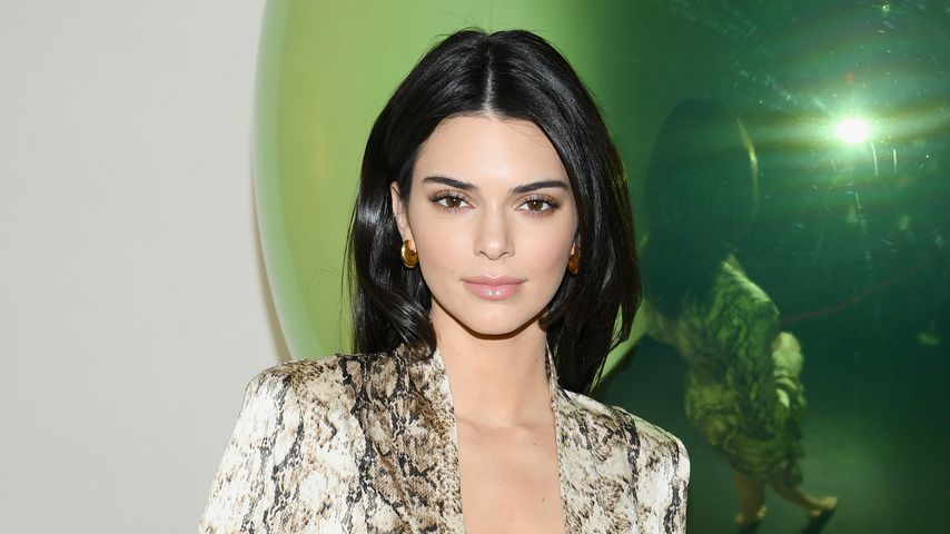 Kendall Jenner im März 2019 in New York