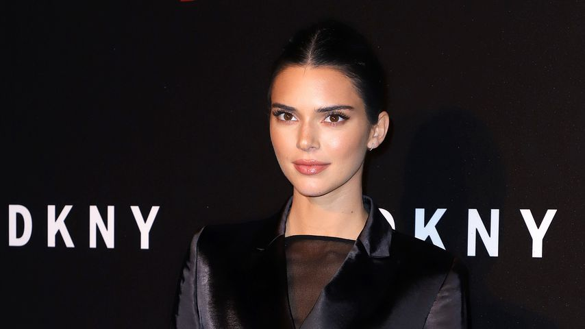 Kendall Jenner in New York