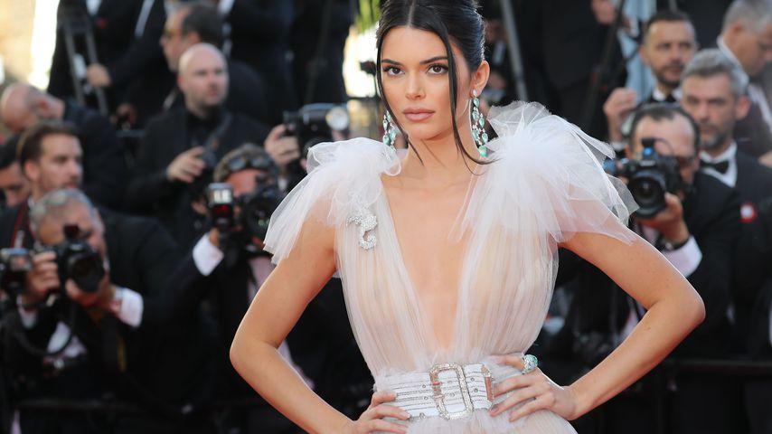 Vor Fashion-Show: Kendall Jenner hatte einen Auto-Unfall!