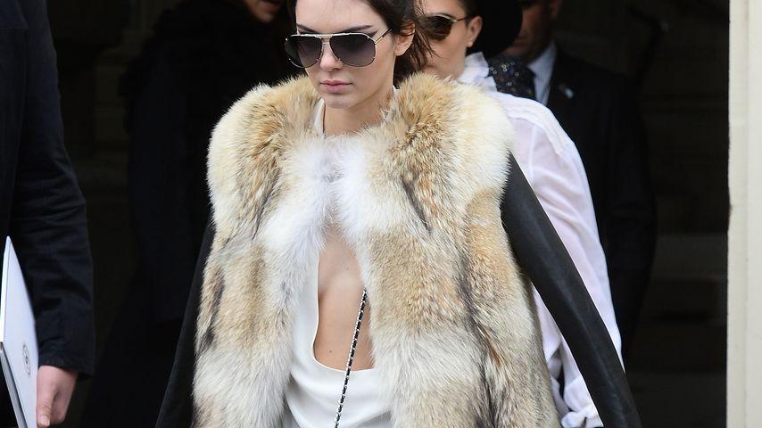 Model-Blessuren: So sehr leidet Kendall Jenner!