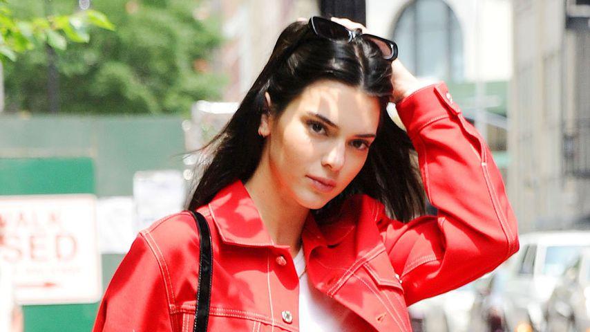 Sorge um Kendall Jenner: Ihr Stalker entwischte der Polizei!