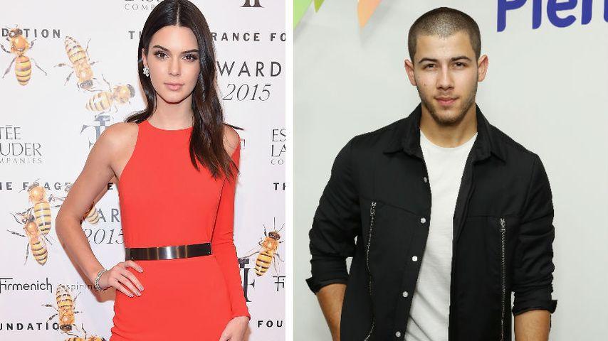 Frisch verliebt? Kendall Jenner datet Nick Jonas!