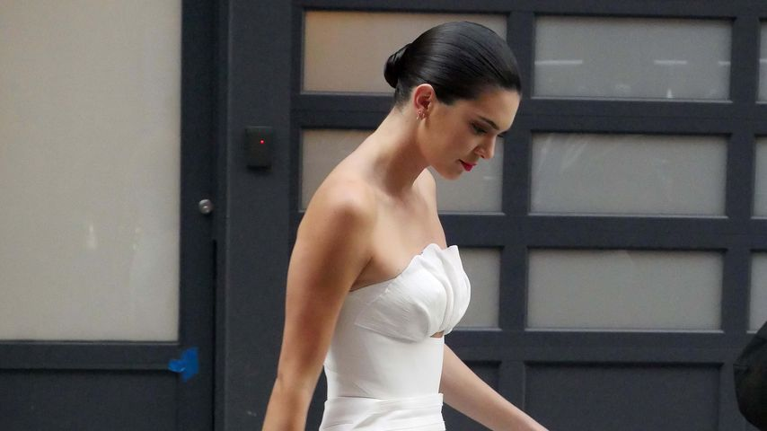 Kendall Jenner unterwegs in New York
