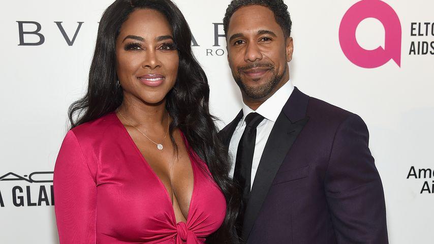 US-Schauspielerin Kenya Moore und Ehemann Marc Daly