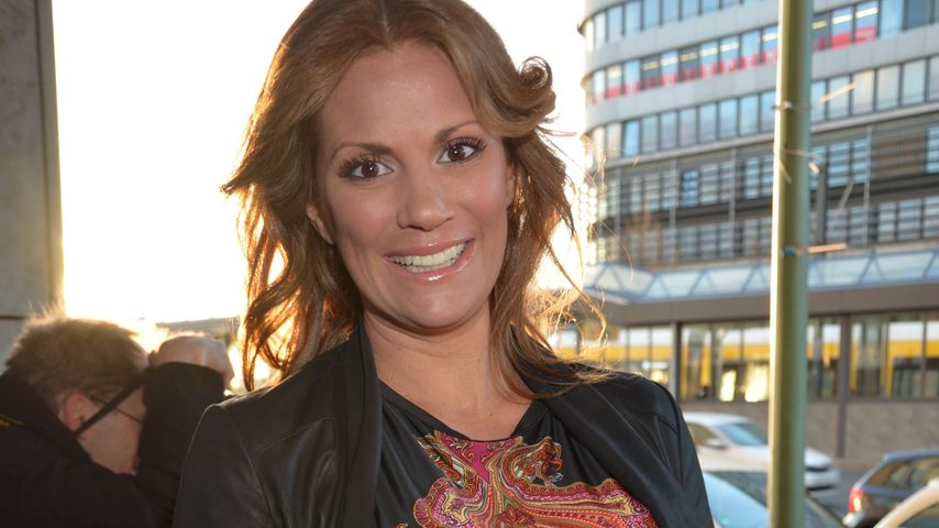 15 Kilo mehr! Kerstin Linnartz hat Babypfunde genau geplant