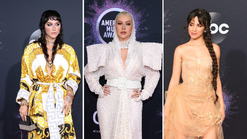Tops und Flops: Das waren die Mode-Highlights der AMAs 2019