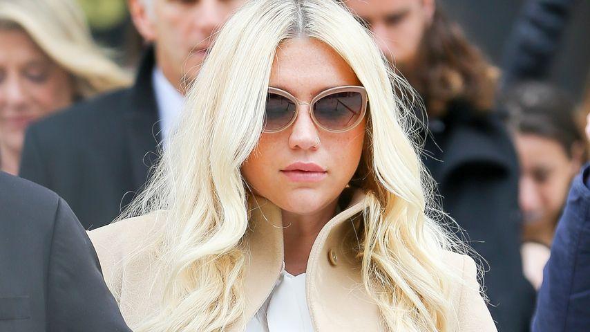 Doch kein Triumph: Kesha verliert gegen Dr. Luke und Sony!