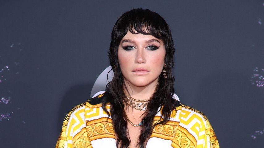 Sängerin Kesha im November 2019