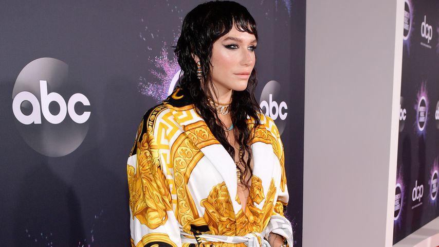 Kesha bei den American Music Awards 2019