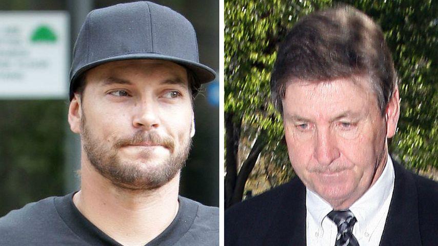 Kevin beschuldigt: Hat Britneys Vater ihren Sohn geschlagen?