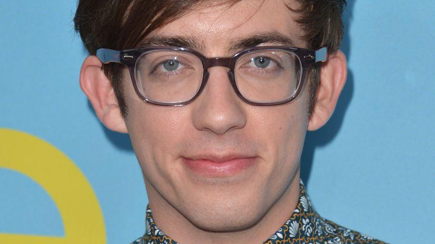 """Coming-out: """"Glee""""-Star Kevin McHale zeigt seinen Freund"""