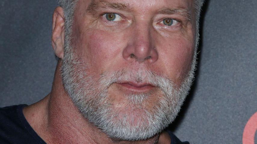 Blutiger Kampf: Wrestler Kevin Nash dankt Polizei!