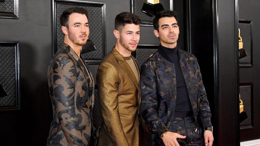 Kevin, Nick und Joe Jonas