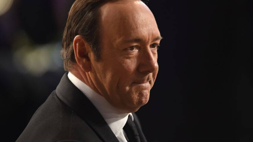 Nach Missbrauchsvorwurf: Kevin Spacey bekommt keinen Emmy!
