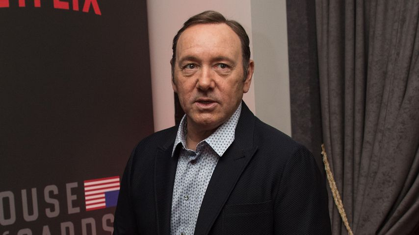 """3 Theorien: So tritt Kevin Spacey bei """"House of Cards"""" ab!"""