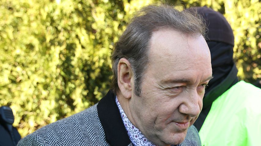 Kevin Spacey im Januar 2019 in Massachusetts