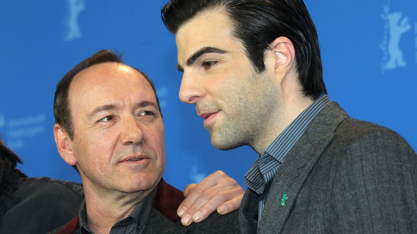 Kevin Spacey: Zachary Quinto kritisiert plötzliches Outing