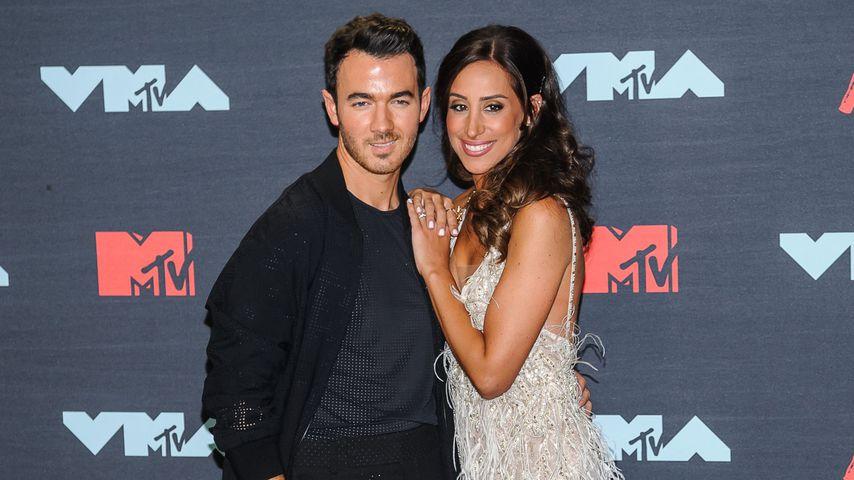 Kevin und Danielle Jonas bei den MTV Video Music Awards 2019