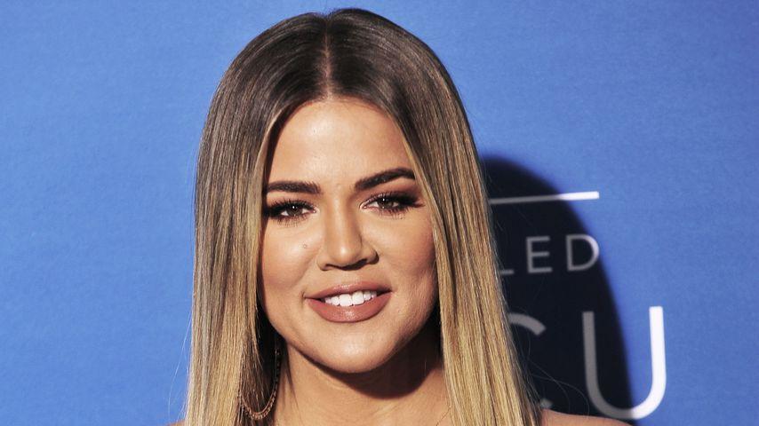 Alles andere egal: Khloe Kardashian vernarrt in ihre Tochter