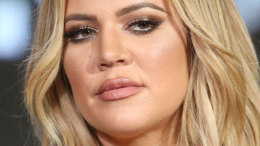 Khloe Kardashian im Januar 2016 in Pasadena