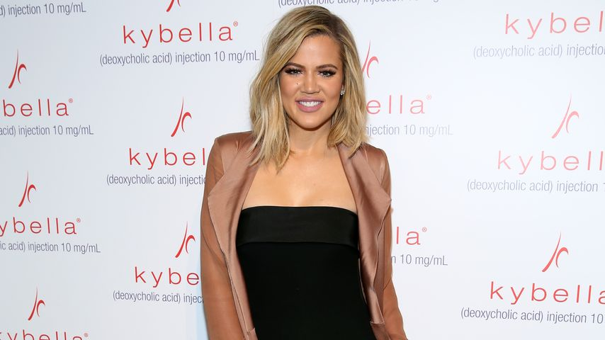 Khloé Kardashian in New York, 2016