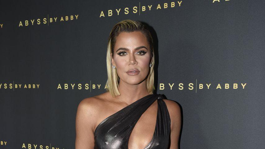Khloé Kardashian im Januar 2020