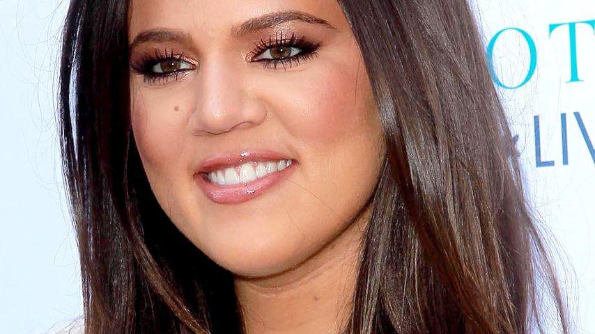 Khloe Kardashian: Ich will keine Size Zero sein!