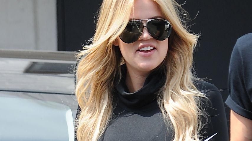 Khloe Kardashian: Jetzt ist sie so richtig blond!