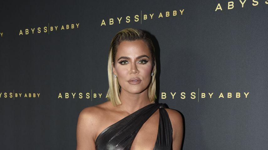Khloé Kardashian im Januar 2020 in Los Angeles