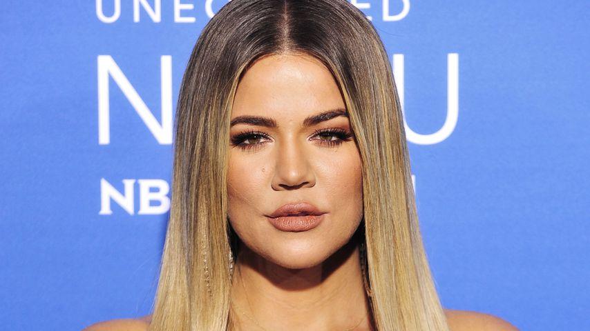 "Khloe Kardashian bei der ""2017 NBCUniversal Upfront"""