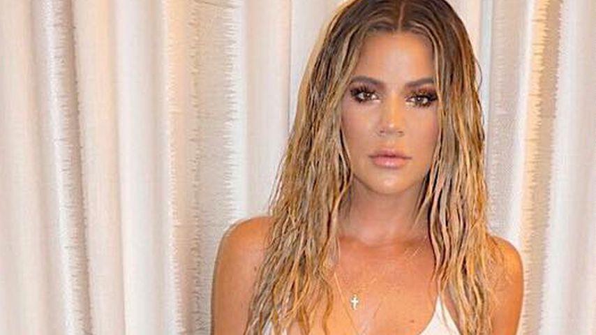 Khloe Kardashian: KUWTK-Kameras sogar im Kreißsaal?