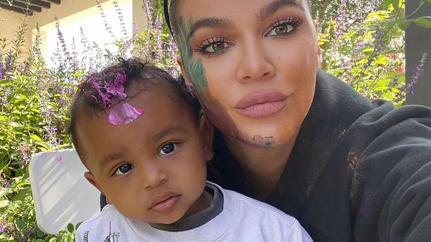 Kardashian-Jenner-Kids feiern Halloween-Party bei Khloé!