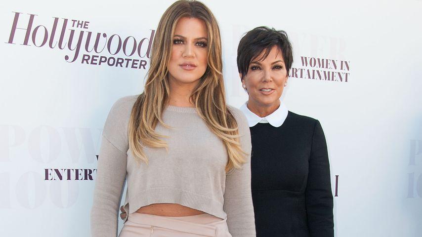 Khloé Kardashian und Kris Jenner bei einem Event in L.A. im Dezember 2014