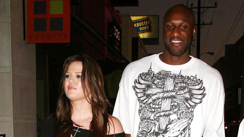 Sorgt göttliche Fügung für Reunion bei Khloe K. & Lamar?
