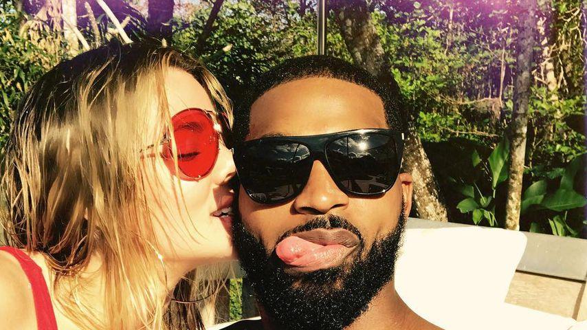 Khloe & Tristan haben im Urlaub den besten Sex ihres Lebens!