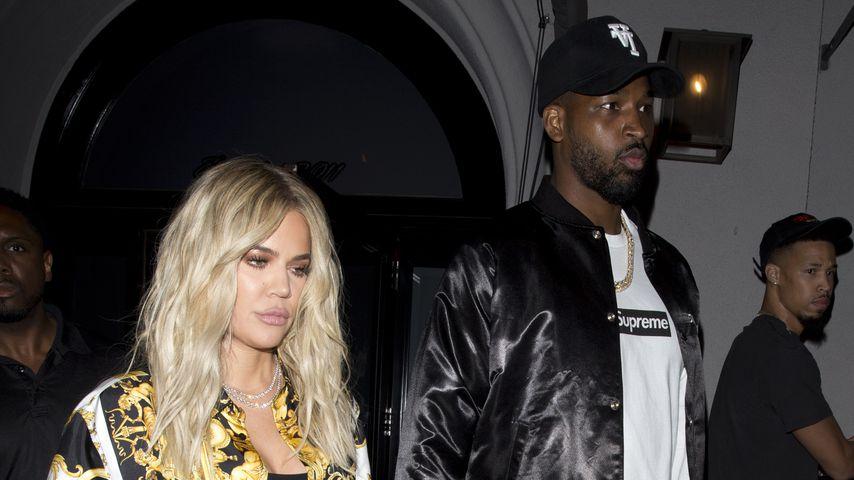 Khloe Kardashian und Tristan Thompson in West Hollywood