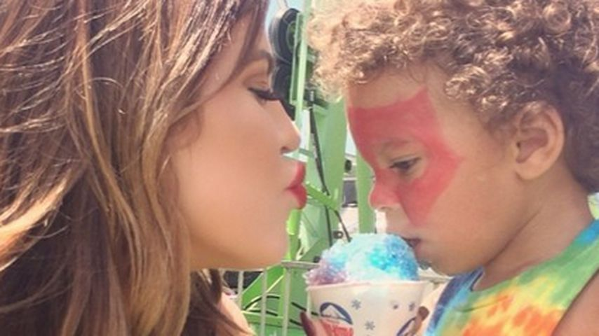 Khloe Kardashian: Neidisch auf Kims Familienglück?