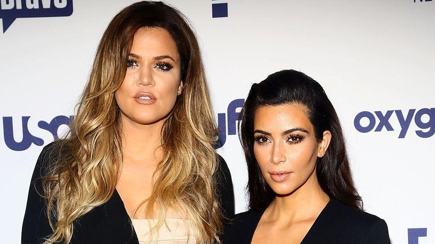 """Kim Kardashian schwärmt: """"Khloe ist einfach die beste Tante"""""""