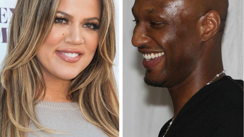 Wieder ein Paar? Lamar fliegt mit Khloe Kardashian nach NYC