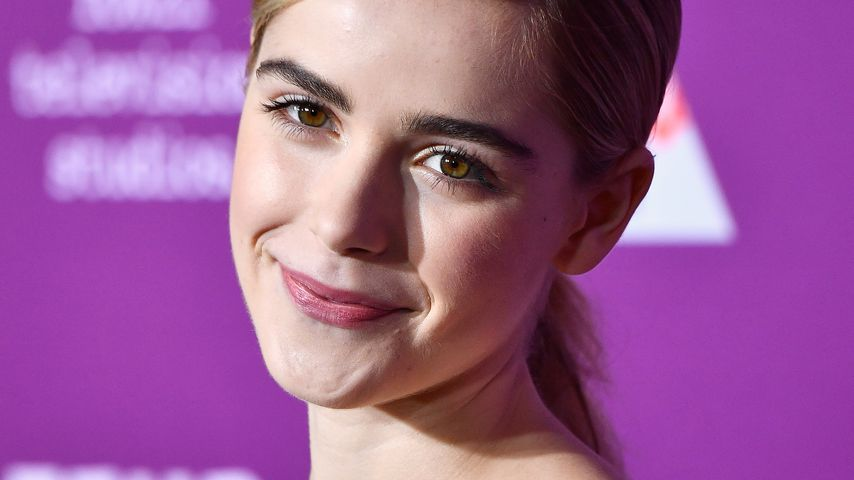"Kiernan Shipka bei der FOX-Premiere von ""Feud: Bette And Joan"""