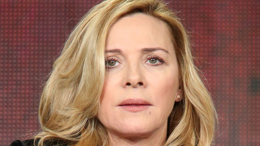 """Kim Cattrall, """"Sex and the City""""-Star"""