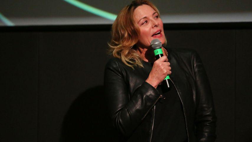 Kim Cattrall im Juni 2016