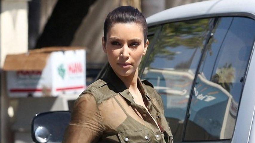 Effektiv? Kim Kardashians neues Abnehm-Workout
