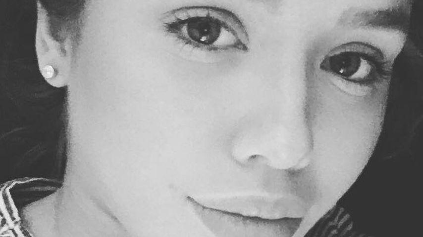 """Seltener Anblick: Kim Gloss ungeschminkt & ganz ohne """"Gloss"""""""