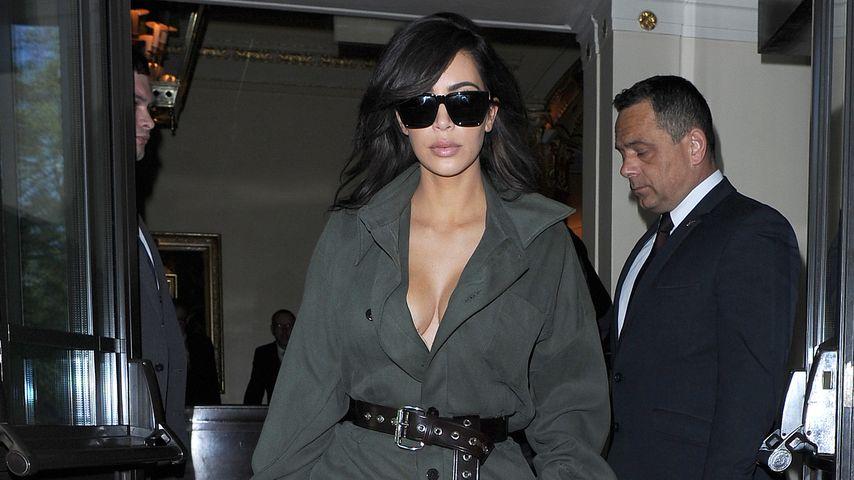 Kim Kardashian: Vom Iran zur Staatsfeindin erklärt!