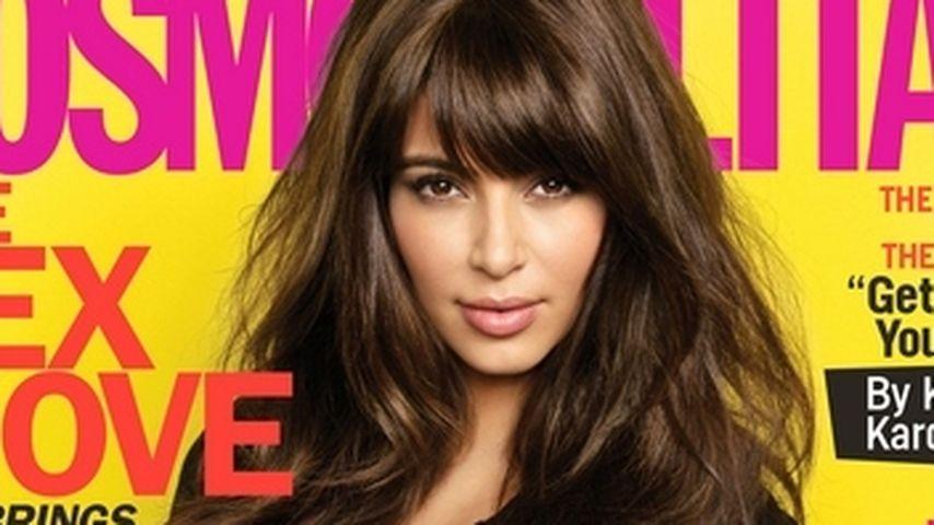 Sexy Pin Up-Look! Kim Kardashians heißes Cover