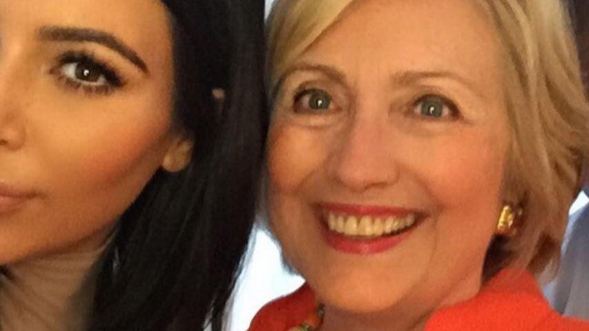 """Peinlich! Kim Kardashian schrieb """"President"""" falsch"""