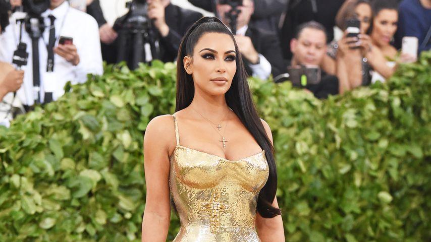 Kim Kardashian bei der Met Gala 2018