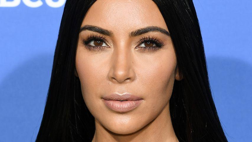 Für Promo schwarz geschminkt? Kritik an Kim K's Beauty-Linie