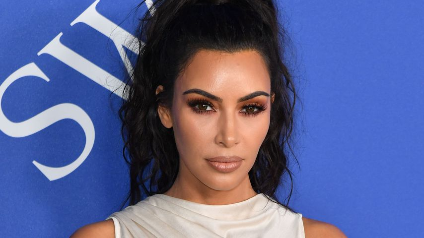 Kim Kardashian: Von dieser Schwester gibt's Mama-Tipps